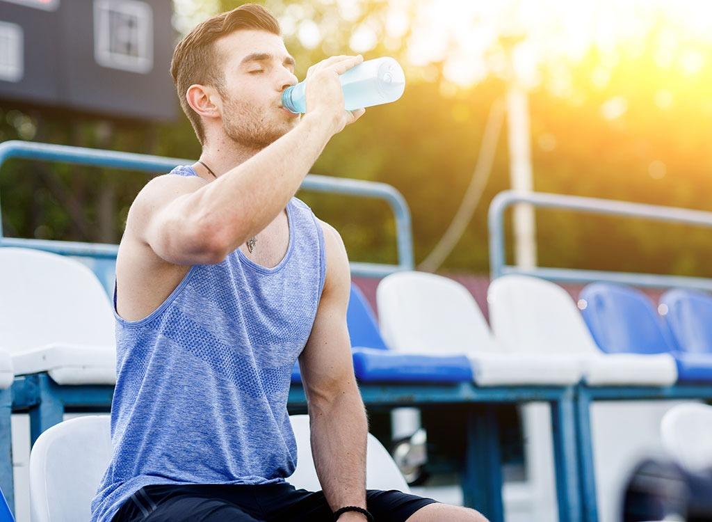 boire et manger sainement