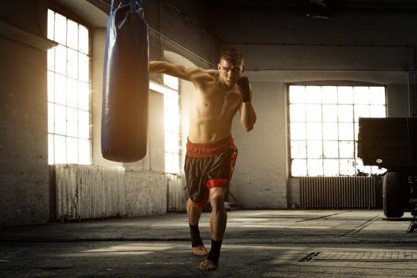 maigrir en pratiquant la boxe