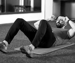 abdos pour limiter les douleurs dorsales