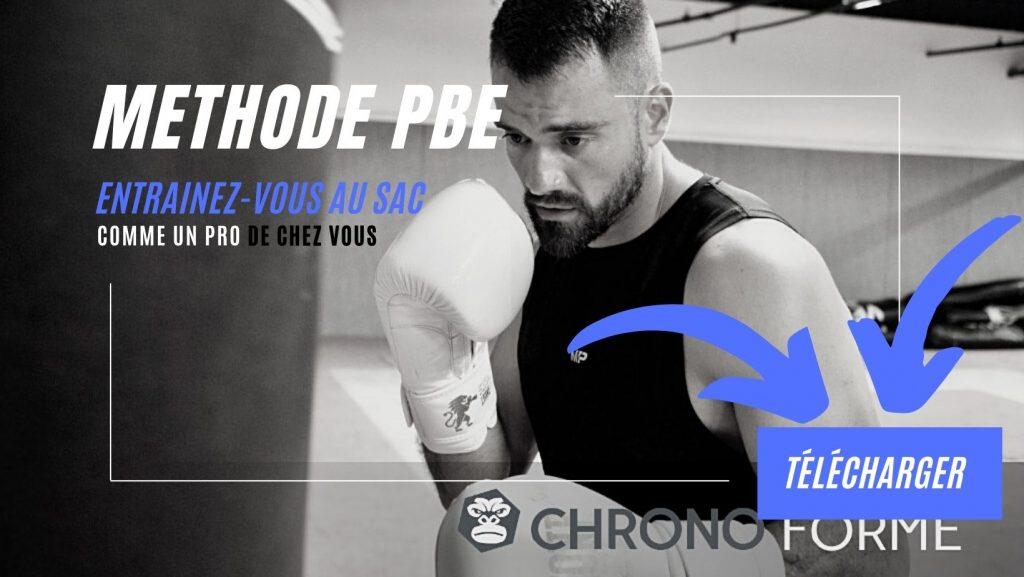 progresser en boxe anglaise  methode PBE
